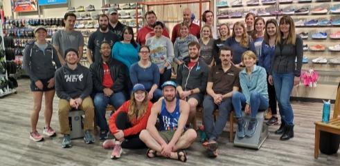 Fleet Feet Madison & Sun Prairie Team