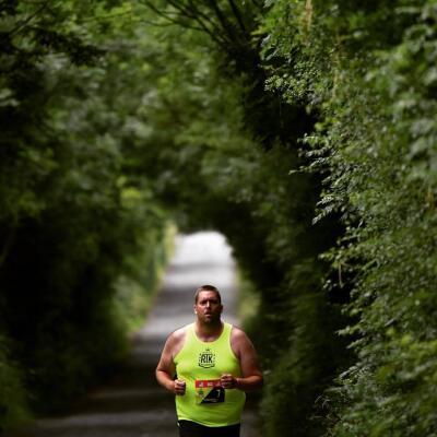 Matt Reller Race to Kinvara by Saucony