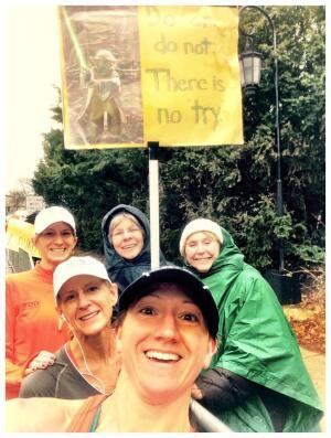Jessica Anderson Boston Marathon 2015