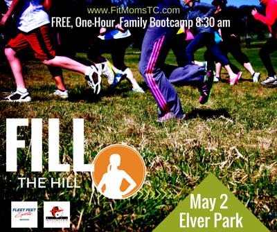 Fill the Hill Family Bootcamp Fleet Feet Sports Madison & Sun Prairie