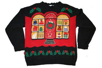 Ugly Christmas Sweater Fun Run at Fleet Feet Sports Madison