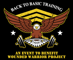 Back to Basic Training-Wounded Warrior Project