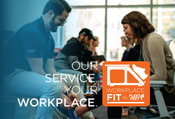 Workplace Fit with Fleet Feet Madison & Sun Prairie