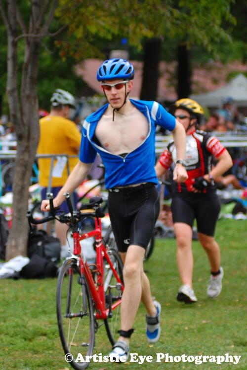 Fleet Feet Sports Madison is a proud sponsor of The Devil's Challenge Triathlon