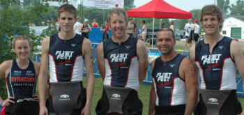 Triathlon Season with Fleet Feet Sports Madison
