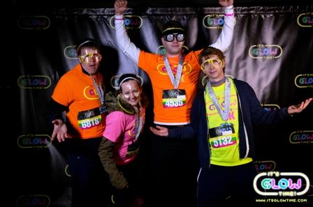 It's Glow Time Madison-Sponsored by Fleet Feet Sports Madison