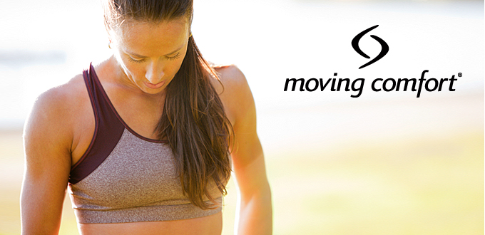 Moving Comfort at Fleet Feet Sports Madison & Sun Prairie