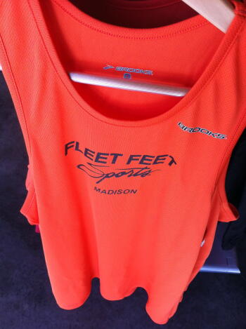 Fleet Feet Sports Madison carries a great line of running apparel for summer