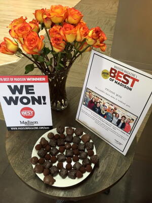 Gold Winner Best of Madison Fleet Feet Sports Madison & Sun Prairie