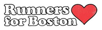 Runners for Boston at Feet Feet Sports Madison