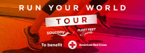 Saucony Run Your World Tour at Fleet Feet Sports Madison