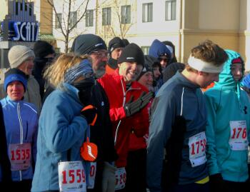 New Years Day Dash Sponsored by Fleet Feet Sports Madison & Sun Prairie