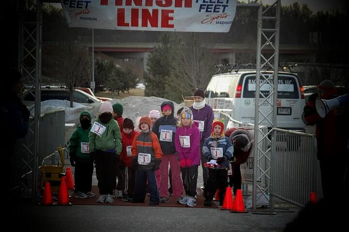 Fleet Feet Sports Madison is a proud sponsor of The New Years Day Dash