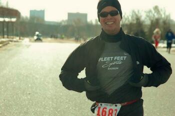 Winter Running at Fleet Feet Sports