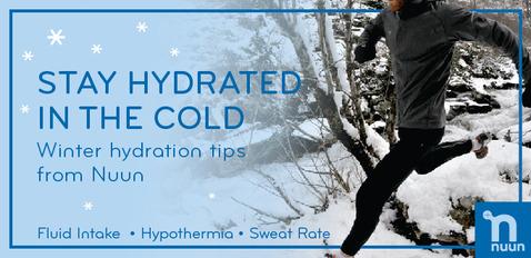 Nuun Winter Hydration at Fleet Feet Sports Madison