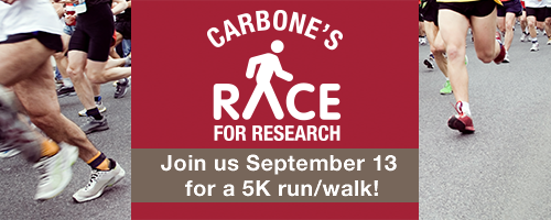 Carbone's Race For Research-Sponsored by Fleet Feet Sports Madison