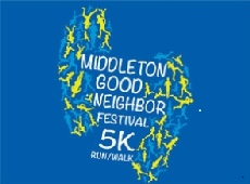 Middleton Good Neighbor Festival 5K Run Walk sponsored by Fleet Feet Sports Madison & Sun Prairie
