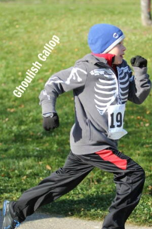 Ghoulish Gallop sponsored by Fleet Feet Sports Madison & Sun Prairie