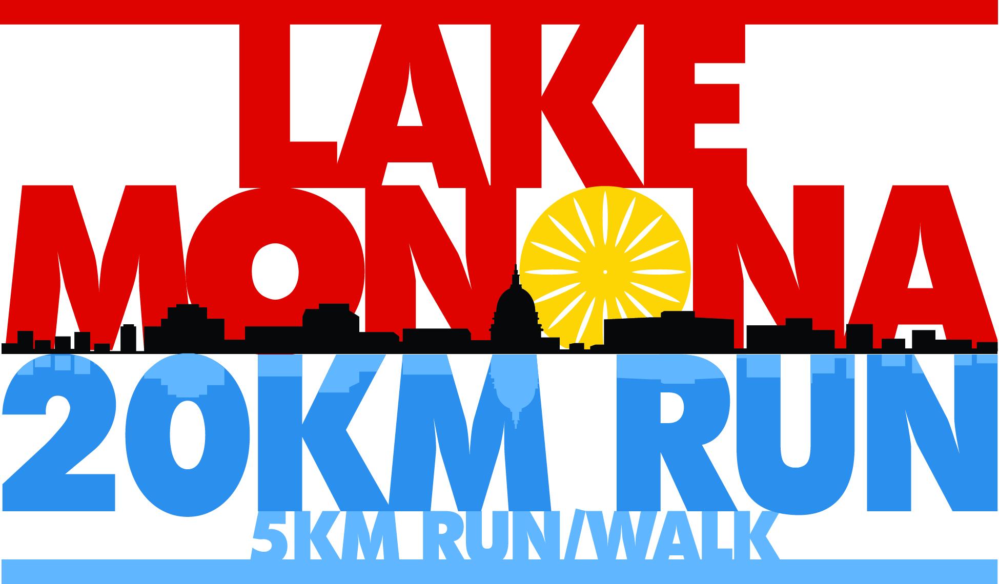 Lake Monona 20K & 5K sponsored by Fleet Feet Sports Madison & Sun Prairie