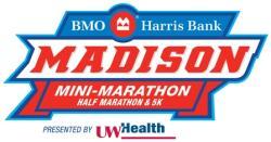 BMO Harris Bank Madison Mini Marathon & 5K-Sponsored by Fleet Feet Sports Madison