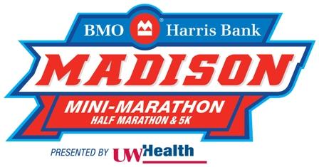 BMO Harris Bank Madison Mini Marathon Sponsored by Fleet Feet Sports Madison