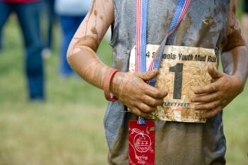 Schools Mud Run Sponsored by Fleet Feet Sports Madison