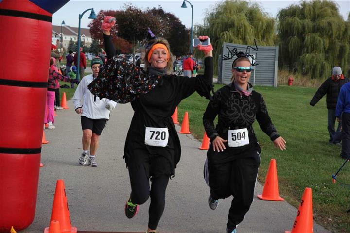 Ghoulish Gallop-Sponsored by Fleet Feet Sports Madison