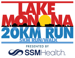 Lake Monona 20K & 5K sponsored by Fleet Feet Madison & Sun Prairie