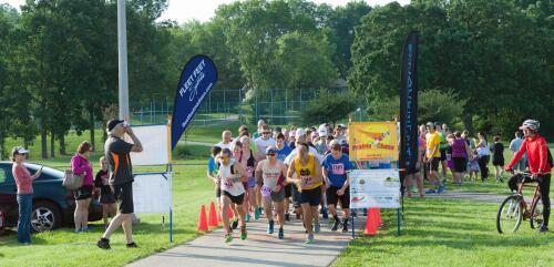Praire Chase Run/Walk sponsored by Fleet Feet Sports Madison & Sun Prairie