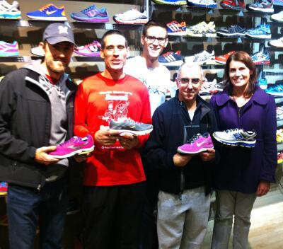 Fleet Feet Sports Madison Racing Team Winners