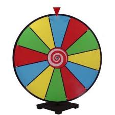 Spin the wheel to see your discount on your purchase this Labor Day weekend