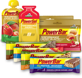 PowerBar Nutrition at Fleet Feet Sports Madison & Sun Prairie