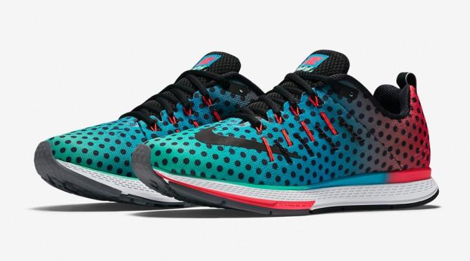 Nike Zoom Elite Polka Dots at Fleet Feet Sports Madison & Sun Prairie