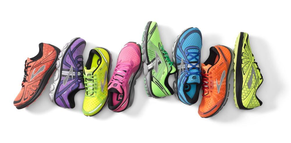 Fleet Feet Sports Madison will be giving away one free pair of Brooks Pure Flow Running Shoes at The Madison Mini Expo