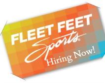 Fleet Feet Sports Madison & Sun Prairie Hiring Now