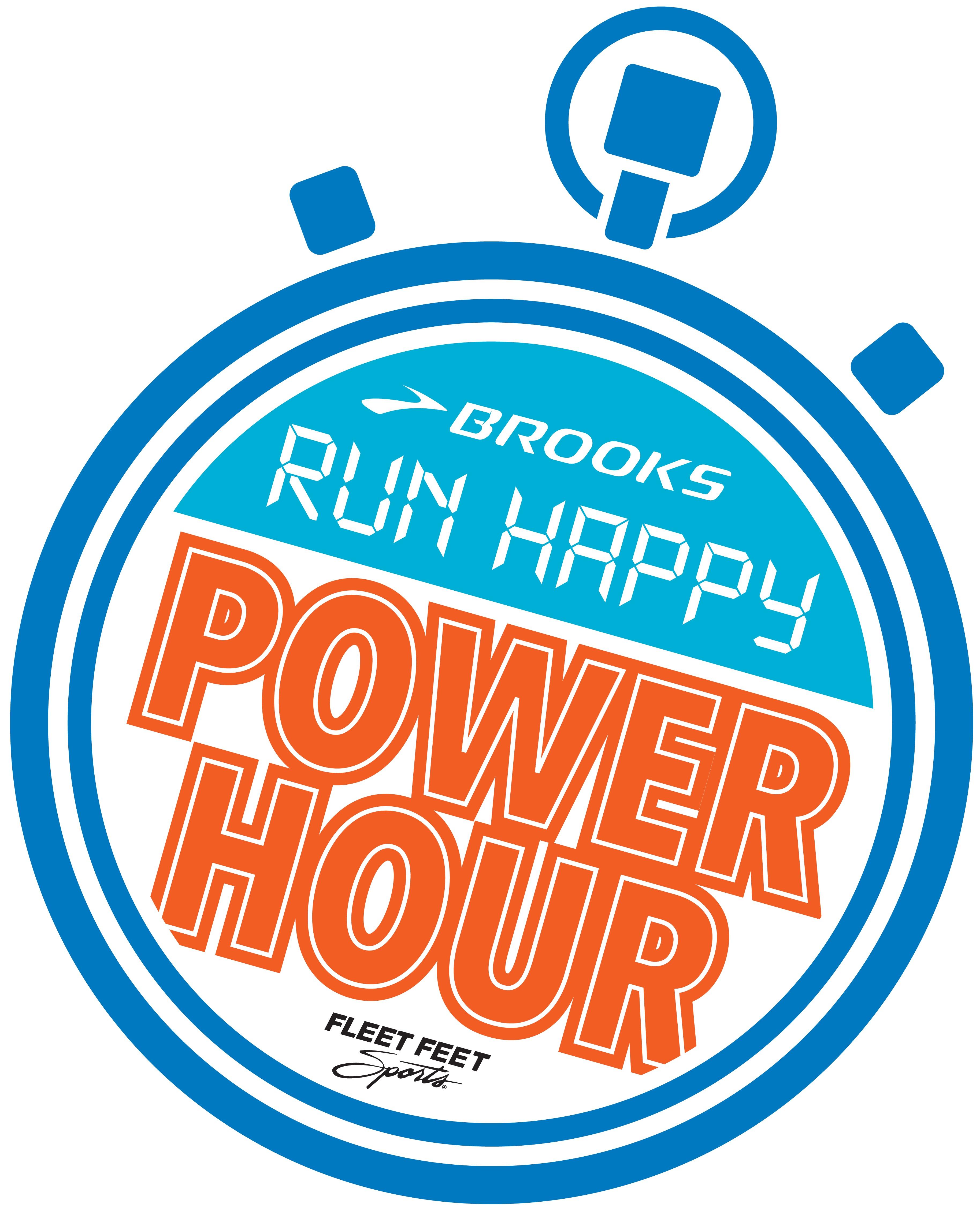 Run Happy Power Hour with Fleet Feet Madison & Sun Prairie