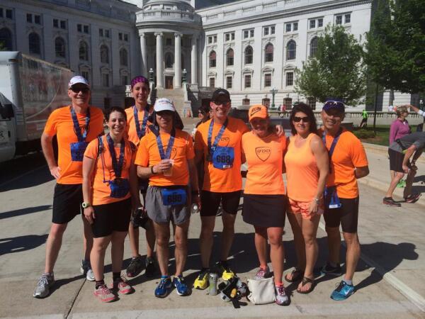 Force of Orange Training | Fleet Feet Sports Madison & Orange Shoe Personal Training