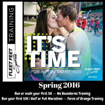 Training Plans at Fleet Feet Sports Madison & Sun Prairie