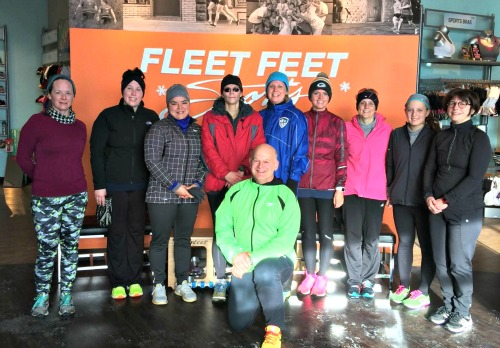 Winter Warriors Training Fleet Feet Sun Prairie