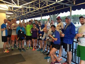 Ultra Training Run with Run Madtown