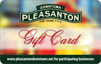Pleaseanton Downtown Gift Cards