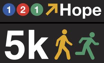121 hope logo