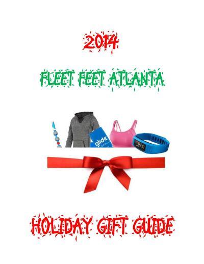 Fleet Feet Atlanta Gift Guide