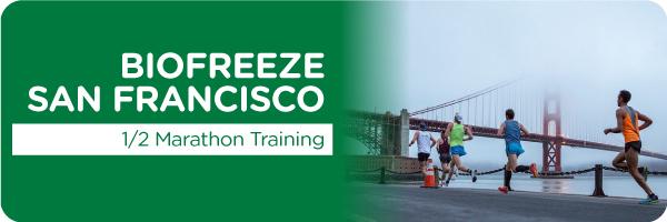 SF Half Mrathon Training