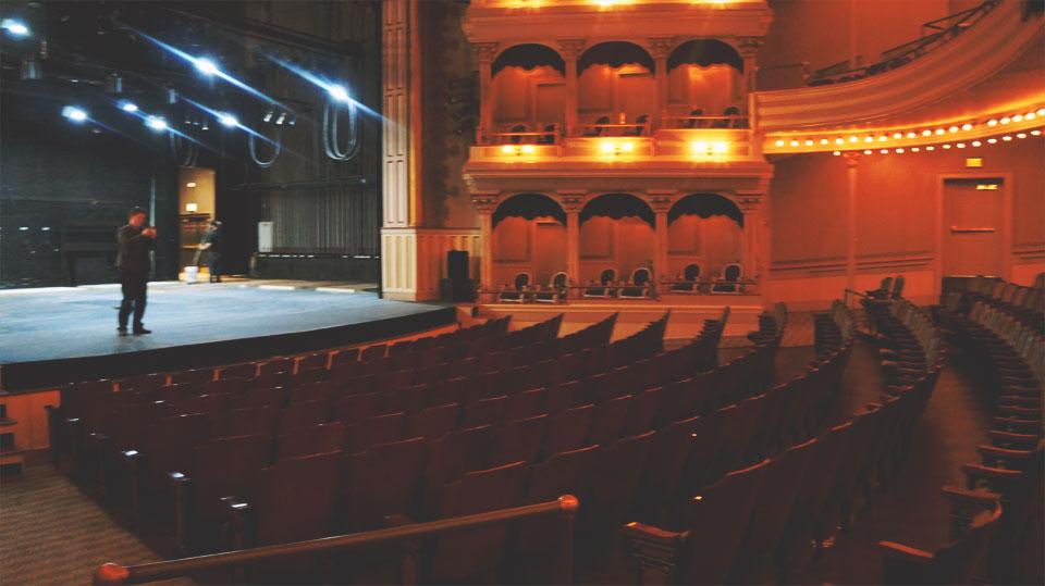 Springer Opera House Creative South