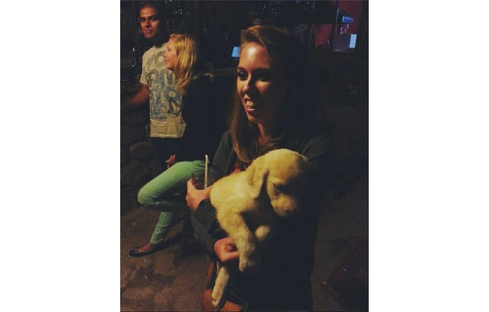 Puppy bar