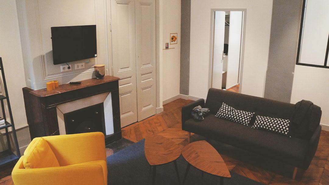 Airbnb Lyon
