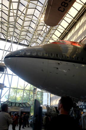 The Air and Space museum