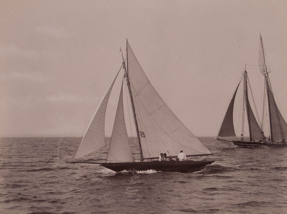 New Old Stock sailing photo