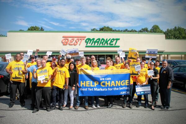 Best Market Best Yet UFCW 1500 helps workers